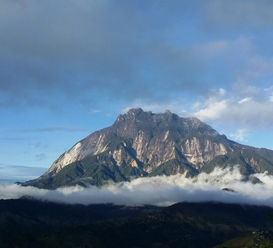 View Mount Kinabalu